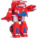 SUPER WINGS Wings-EU720331-Jett Jett EU720331-Jett's Super Robot Suit, Colore Red, 34 cm, EU720331