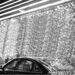 600 LED 3M x 6M interno / esterno del partito di Natale Natale leggiadramente della stringa di cerimonia nuziale / hotel / festival / Ristoranti ba...