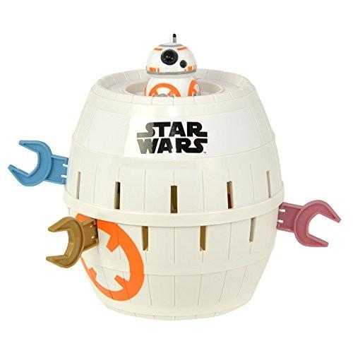 """'Tomy t72643-Giochi per bambini """"Pop Up BB 8-Alta Qualità Azione Gioco per tutta la famiglia-Star Wars Gioco raffinato le abilità del tuo Bam..."""