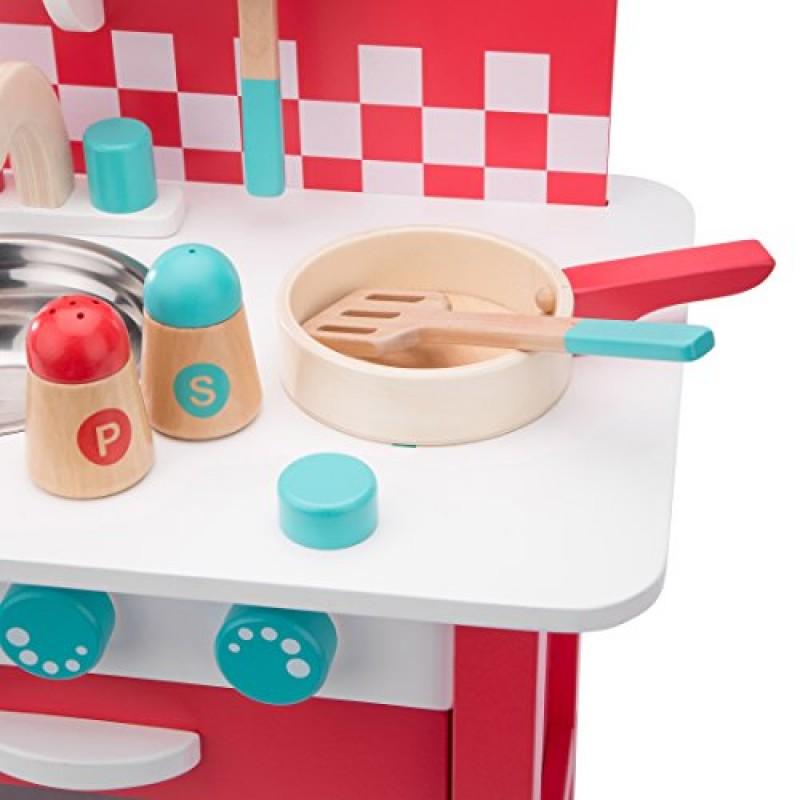 Ultrakidz 331900000082 piccola cucina giocattolo charly for Cucinare x bambini