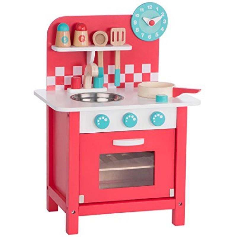 Ultrakidz 331900000082 piccola cucina giocattolo charly for Accessori cucina giocattolo