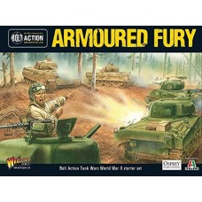 Bolt Action - Armoured Fury Tank War Starter Set - WGB.START.30 - Warlord Games. by Warlord Games