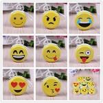 Emoji Mini portamonete per bambini, portamonete portamonete portamonete portamonete, cuffie, pacchetto di archiviazione cavo dati, regalo per ragaz...