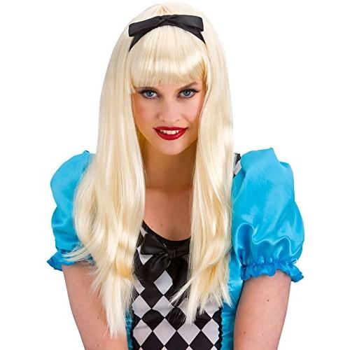 """""""Storybook Alice"""" Donne Parrucca Bionda Fairytale vestito operato ..."""