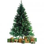 Wohaga albero di Natale artificiale incluso supporto 180cm 600 rami Abete decorazione natalizia