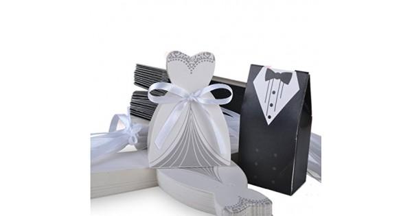 Wolfteeth bomboniere matrimonio scatole ambito sposa porta - Scatole porta abiti ...