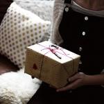 WOTENCE Confezione Regalo per Uomo,Cintura in pelle+Portafoglio+Portachiavi , Regalo di Natale Regalo di San Valentino