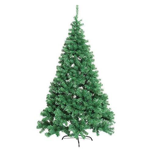 Albero di Natale Colorado 180cm | Albero Verde Artificiale in PVC | Numero rami 661, Diametro massimo 118 cm