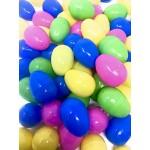 48 Uova Riempibili di Pasqua Riempitivo, Ogni Uovo: 6x4cm, Terrà l'uovo di Crema